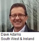 Dave Adams - South West & Ireland