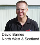 David Barnes - Area Dealer Manager North West & Scotland