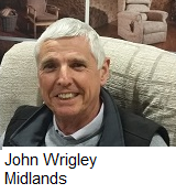 John Wrigley - Area Dealer Manager Midlands