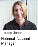 Louise Jones - National Account Manager
