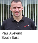 Paul Aveyard - Area Dealer Manager South East