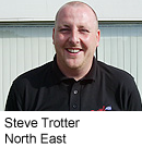 Steve Trotter - Area Dealer Manager North East