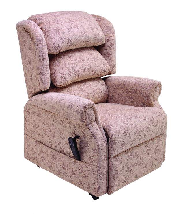 Tilt in Space Dual motor Riser Recliner with four lockable