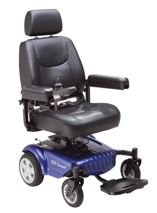 Rascal P320 Compact Electric Mobility